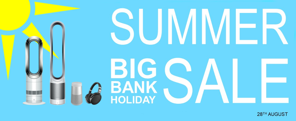 Summer Bank Holiday SALE