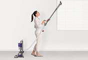Dyson Small Ball Animal - 45% longer cleaning reach