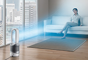 Dyson HP02 Pure Hot + Cool Link Aire Purifier