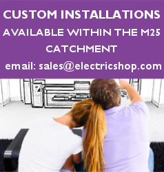 Custom Installations Available within the M25 Catchment