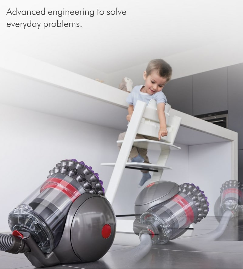 Dyson Advanced Engineering