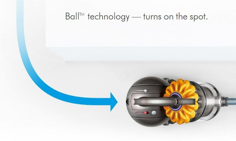 Dyson Ball Technology