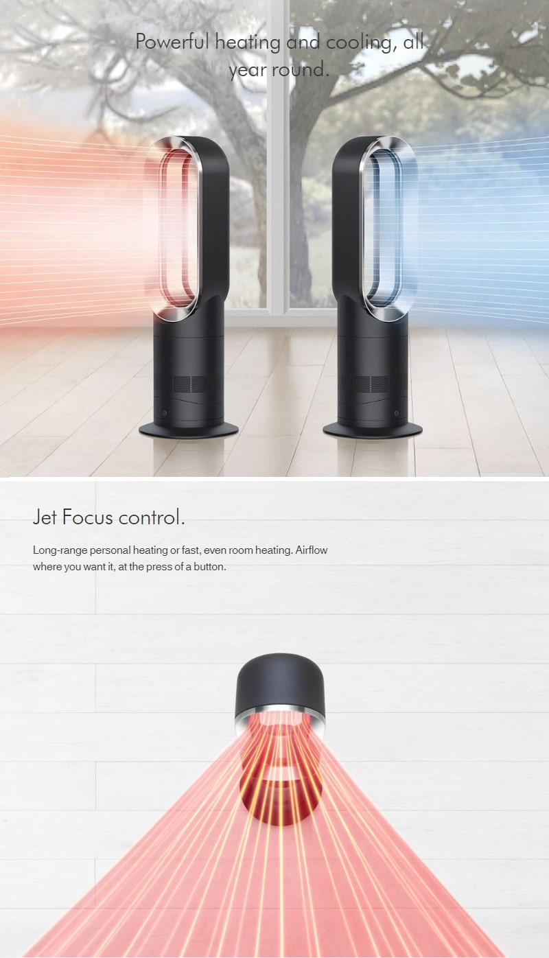 Dyson AM09 with Jet Focus