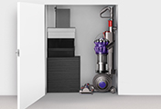 Dyson Small Ball Animal - Saves storage space