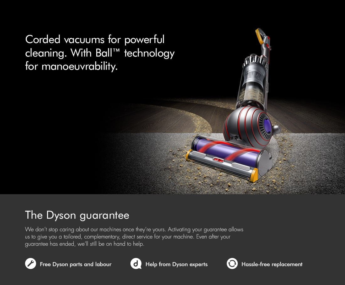 Dyson Full-Size Range at electricshop.com
