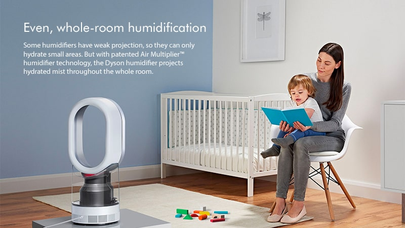 Dyson Even Whole-Room Humidification