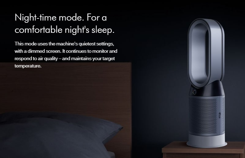 Dyson night time mode