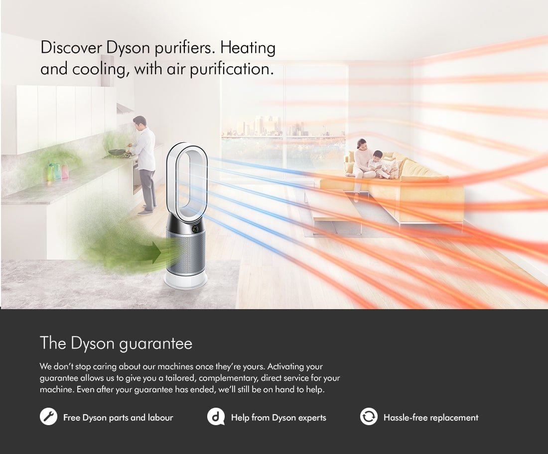 Dyson Air Treatment available at electricshop.com