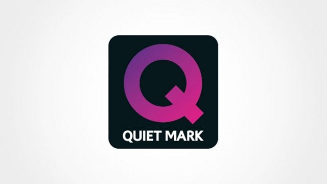 Dyson Cool Quiet Mark Accreditation