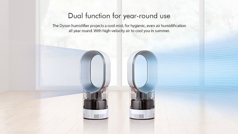 Dyson Dual Function for year round use
