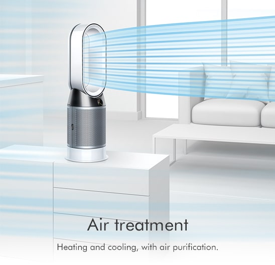 Dyson Air Treatment with Cooling and Heating at electricshop.com