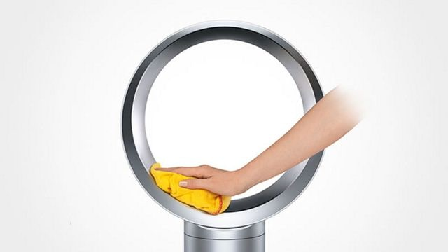 Dyson Cool Easy to Clean