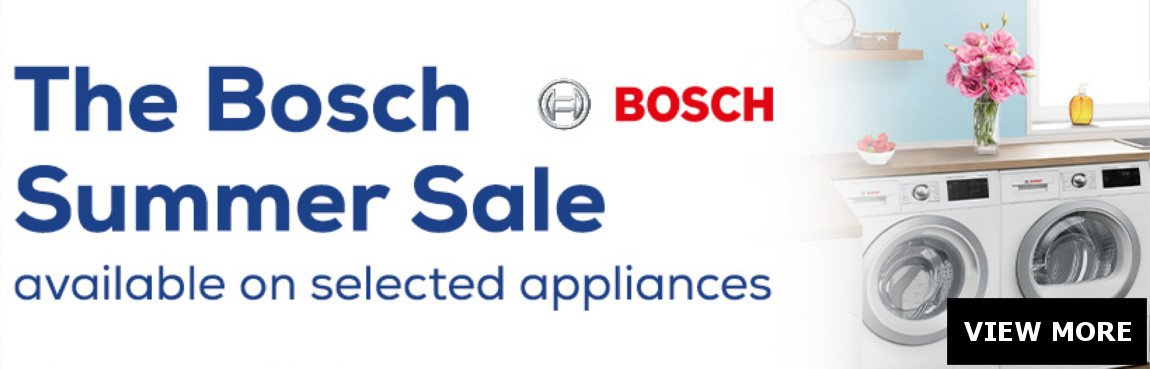 Bosch Summer Sale