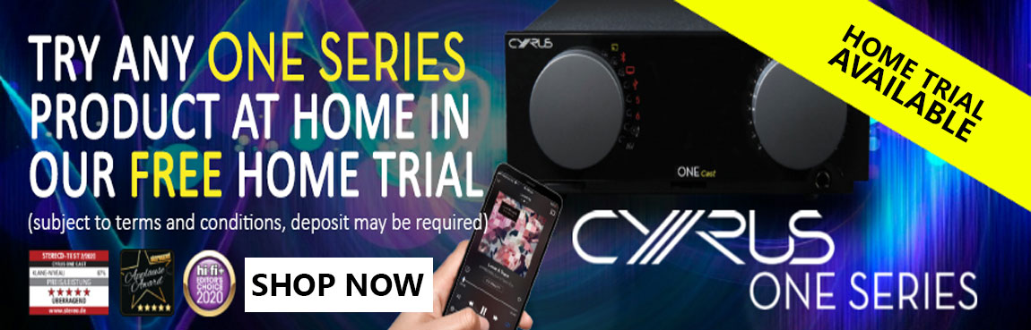 Cyrus Home Trial Promotion