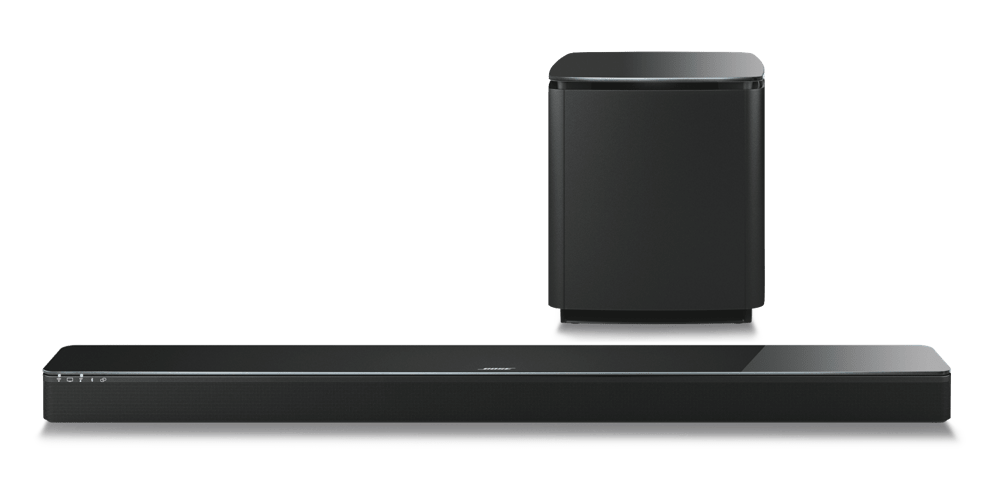 Bose SoundTouch 300 Soundbar with Acoustimass 300 Wireless Bass Module