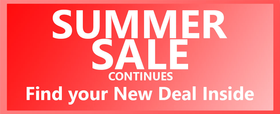 Summer Sale 2019 Continues Find your Next Deal Inside Click Now