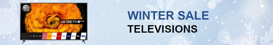 Winter Sale Continues Televisions