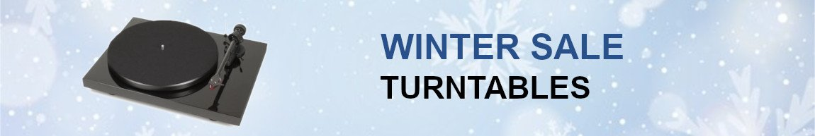 Winter Sale Turntables