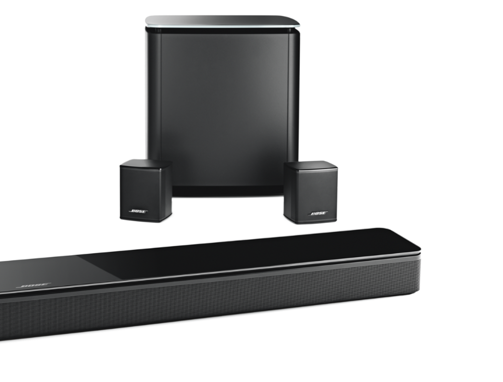 Bose 174 Virtually Invisible 174 300 Wireless Surround Speakers