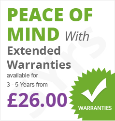 peace of mind with extended warranties