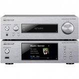 Pioneer XNP02DABS Audio System in Silver