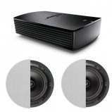 Bose® SoundTouch® SA-5 Amplifier with Q Acoustics Q Install Qi65C In-Ceiling Speakers Pair