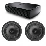 Bose® SoundTouch® SA-5 Amplifier with Q Acoustics Q Install Qi65S In-Ceiling Speakers Pair