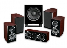 Wharfedale Diamond 11.1 5.1 Home Cinema Package Rosewood