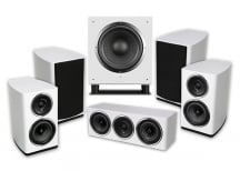 Wharfedale Diamond 11.1 5.1 Home Cinema Package White