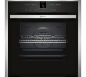 Neff B25CR22N1B EasyClean® Pyrolytic Single Electric Oven in Stainless Steel