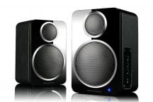 Wharfedale DS-2 Wireless speaker (pair) in Black