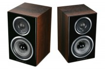 Wharfedale Diamond 11.0 Bookshelf Speakers (Pair) in Walnut