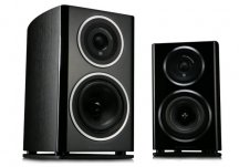 Wharfedale Diamond 11.0 Bookshelf Speakers (Pair) in Black