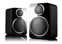 Wharfedale DX-2 Satellite Speakers (Pair) in Black