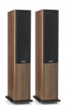 Monitor Audio Bronze 5 Floorstanding Speakers (Pair) in Walnut