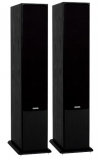 Monitor Audio Bronze 6 Floorstanding Speakers (Pair) in Black