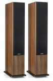 Monitor Audio Bronze 6 Floorstanding Speakers (Pair) in Walnut