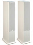 Monitor Audio Bronze 6 Floorstanding Speakers (Pair) in White