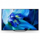 Sony BRAVIA KD65AG8 65 inch OLED 4K Ultra HD HDR Smart Android TV - front
