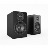 Acoustic Energy AE100 Satin Black Speakers