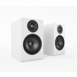 Acoustic Energy AE100 Satin White Speakers