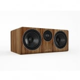 Acoustic Energy AE107 Walnut Vinyl Veneer Centre Speaker