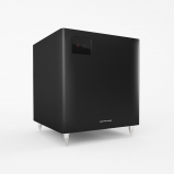 Acoustic Energy AE108 Satin Black Subwoofer