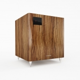 Acoustic Energy AE108 Walnut Vinyl Veneer Subwoofer
