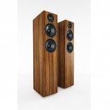 Acoustic Energy AE109 Walnut Vinyl Veneer Speakers