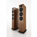 Acoustic Energy AE120 Walnut Vinyl Veneer Floorstanding Speakers