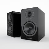 Acoustic Energy AE300 Piano Gloss Black Speakers