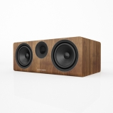Acoustic Energy AE307 Real Walnut Wood Veneer Centre Speaker