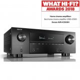 Denon AVRX3500H 7.2 channel AV Surround Receiver