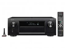 Denon AVRX4400H 9.2 Channel AV Receiver in Black with WiFi and Heos
